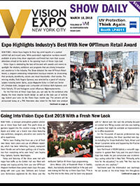 Vision Expo Daily