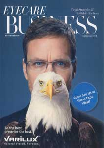 Eyecare Business Sept 2014