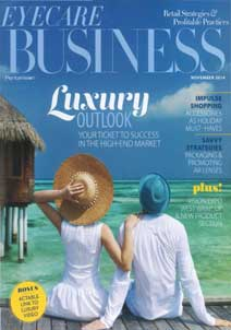 Eyecare Business Nov 2014