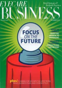 Eyecare Business Dec 2014
