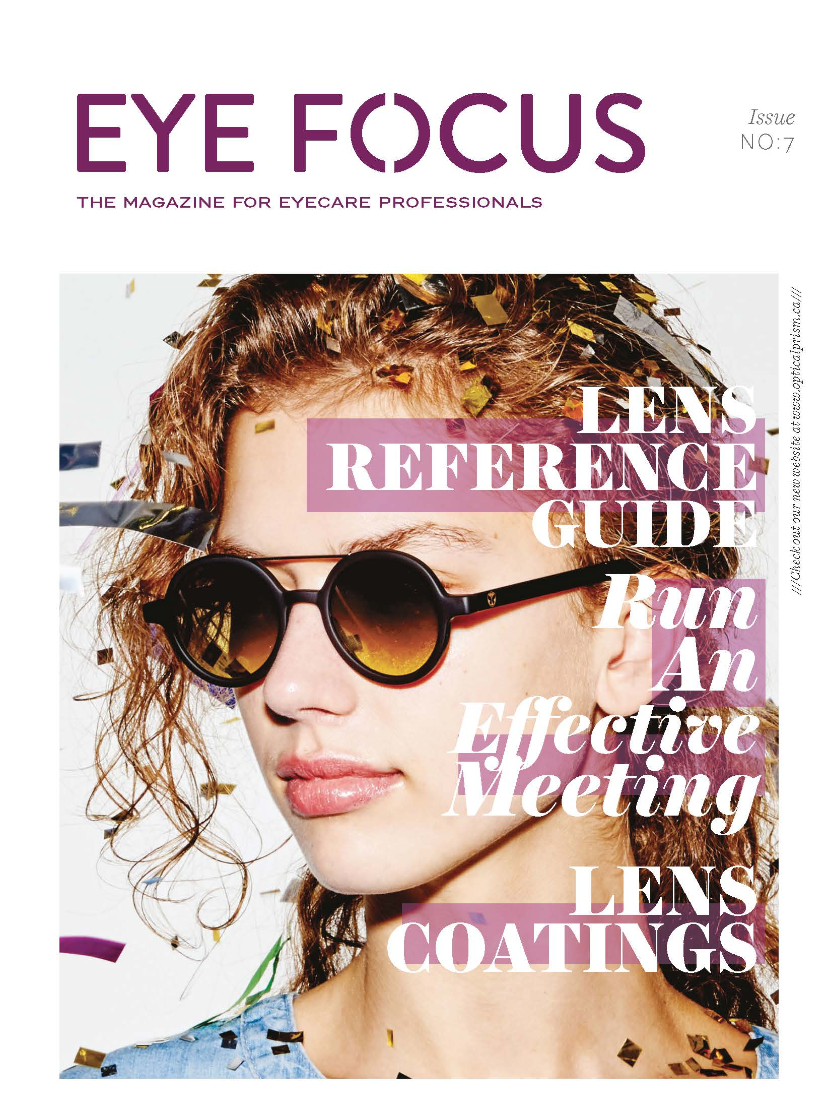 Eye Focus August 2016