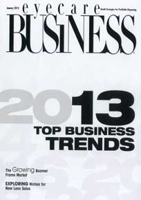 Eyecare Business Jan 2013