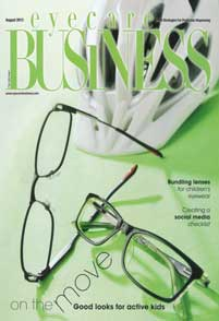 Eyecare Business Aug 2013