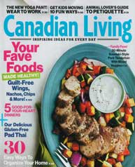 Canadian Living March 2014