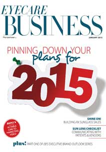 Eyecare Business Jan 2015