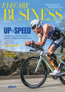 Eyecare Business April 2015