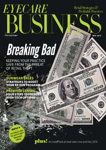 Eyecare Business May 2015