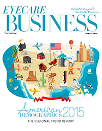 Eyecare Business August 2015