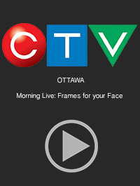 CTV Morning Live: Frames for your Face